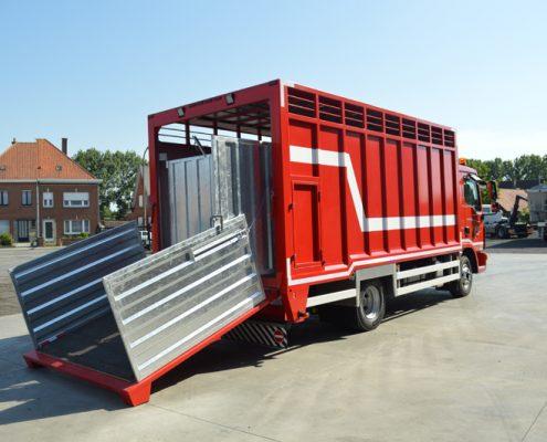 metaalconstructie vrachtwagen 5